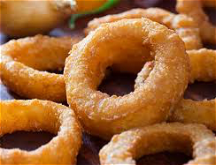 Foto Onion rings Hot&Spicy