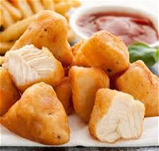 Foto Chicken chunks menu